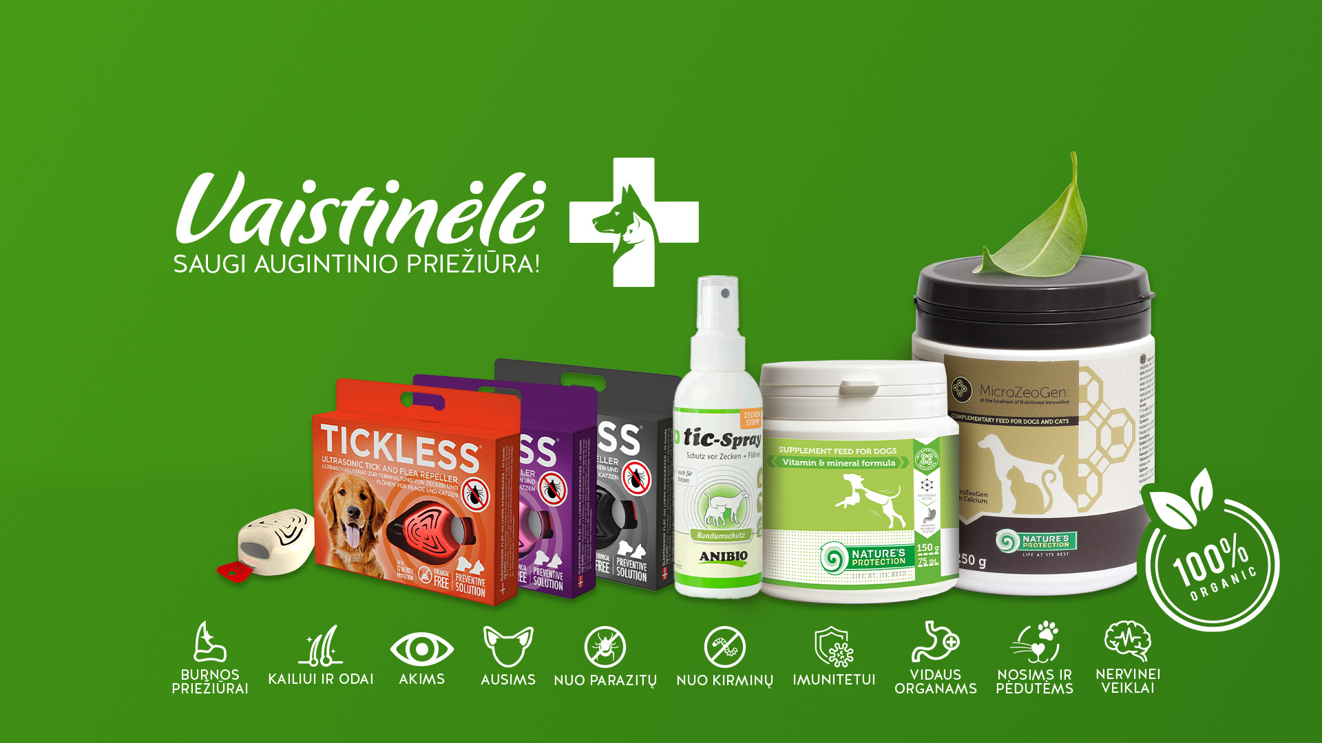 Žalioji vaistinėlė