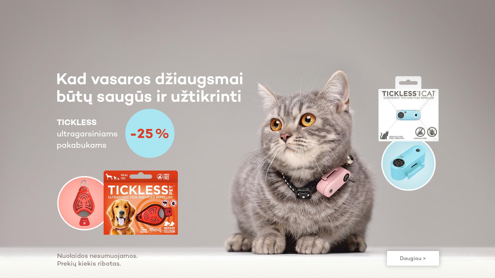 KIKA - Tickless