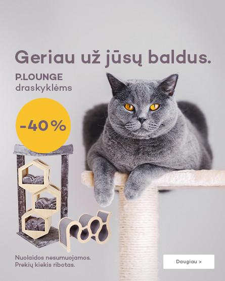 P.Lounge draskyklėms -40%
