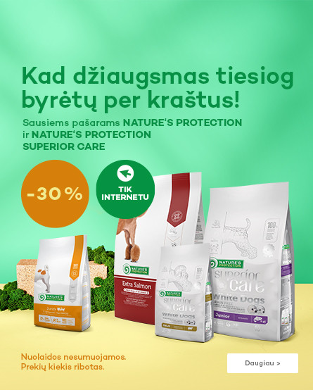 Nature's Protection ir Nature's Protection superior care -30%