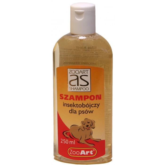 ZOO-ART AS Antiaprazitinis šampūnas šunims