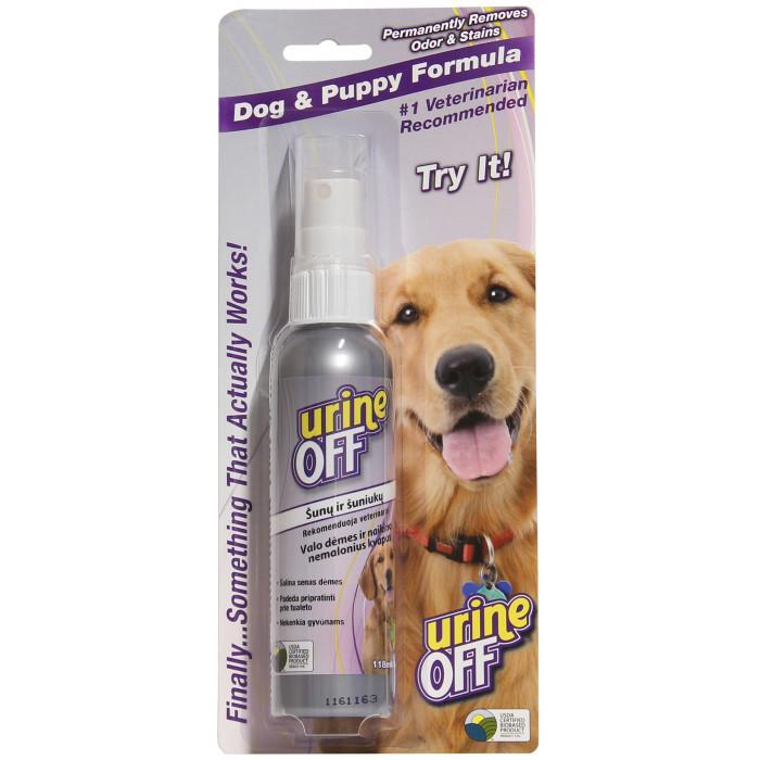 URINE OFF Dog Priemonė nuo šlapimo
