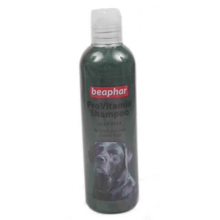 BEAPHAR ProVitamin Šampūnas tamsaus kailio šunims