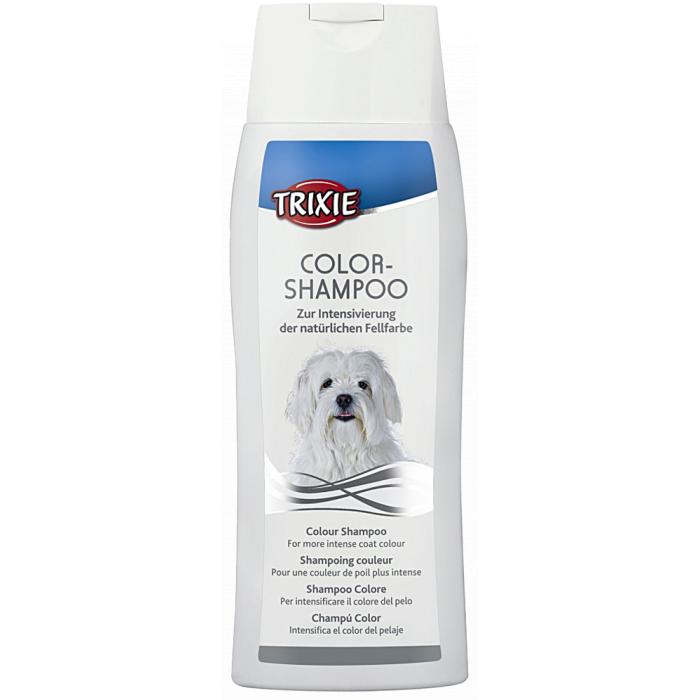 TRIXIE Colour White Šampūnas šunims