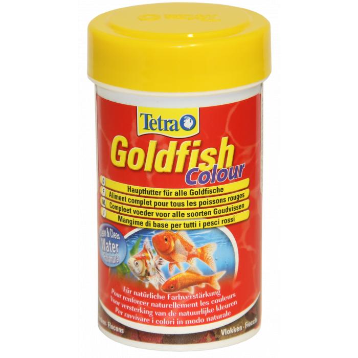 TETRA Goldfish Colour Pašaras auksinėms žuvytėms