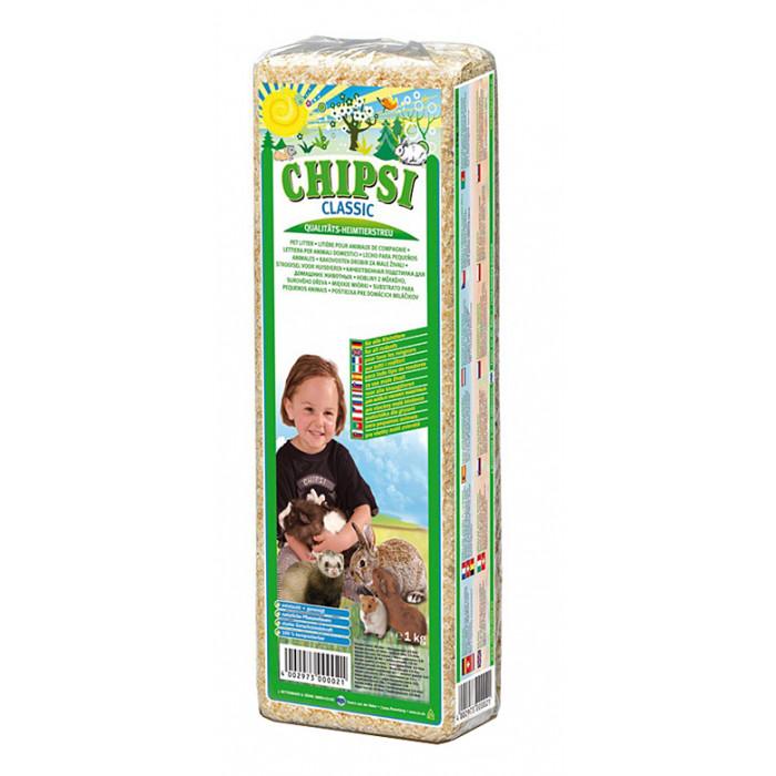 JRS Chipsi classic Medžio drožlės graužikams