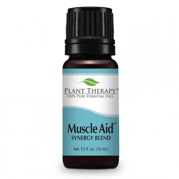 PLANT THERAPY Muscle Aid eterinių aliejų mišinys