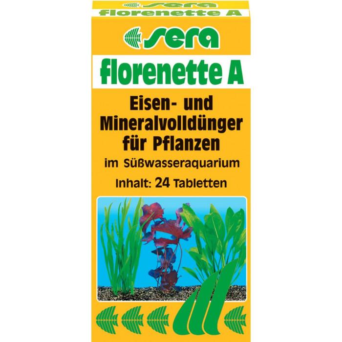 SERA Florenette Šakninių augalų maistas