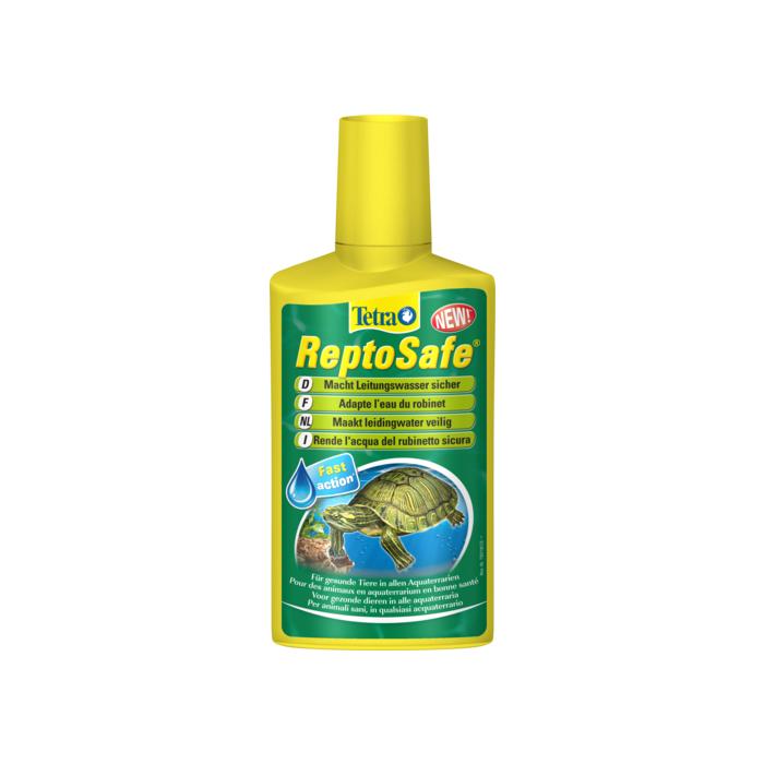TETRA ReptoSafe Neutralizatorius vandens vėžlių terariumams, 100 ml