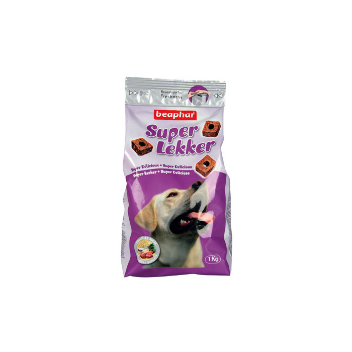 BEAPHAR Super Lekker Dog Skanėstai