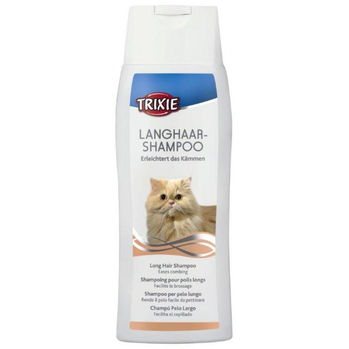 TRIXIE Long Hair Šampūnas katėms