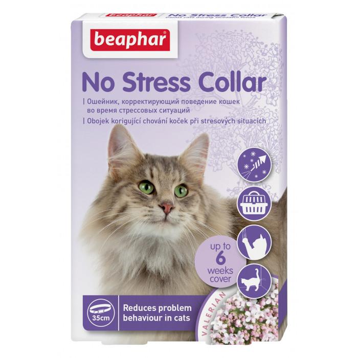 BEAPHAR No Stress Collar antkaklis katėms