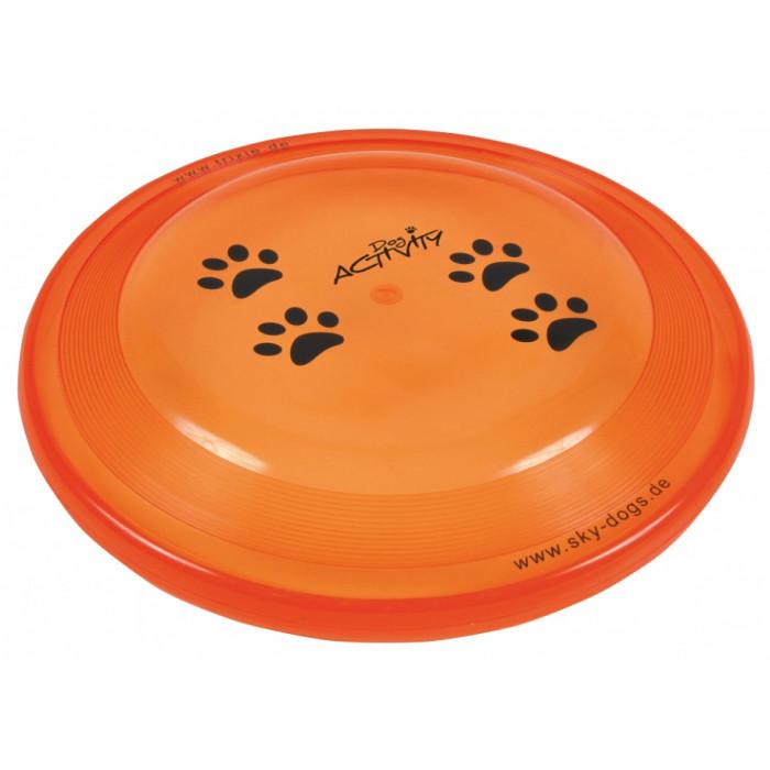 TRIXIE Žaislas šunims plastikinis diskas