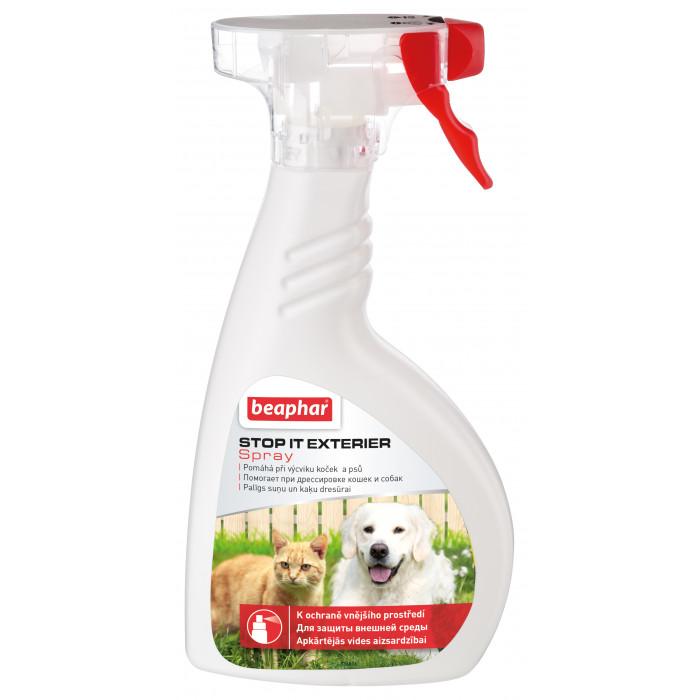 BEAPHAR Stop it Exterier Spray Priemonė atbaidyti gyvūnus