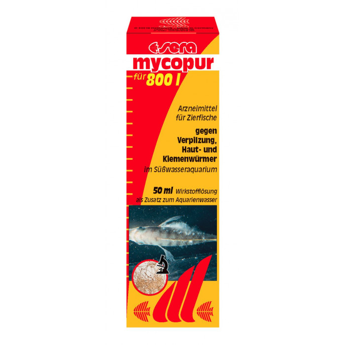 SERA Mycopur Priemonė nuo grybelio ir kitų odos sutrikimų