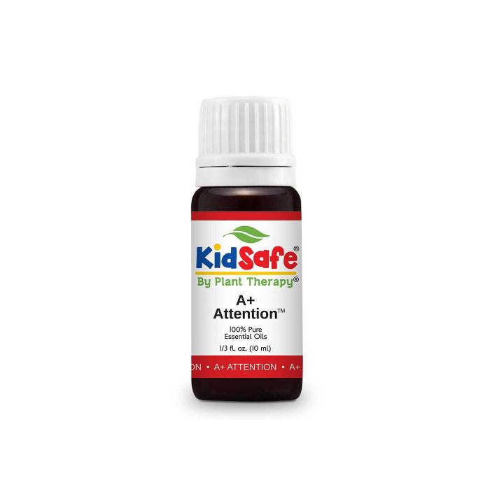 PLANT THERAPY A + Attention KidSafe eterinių aliejų mišinys