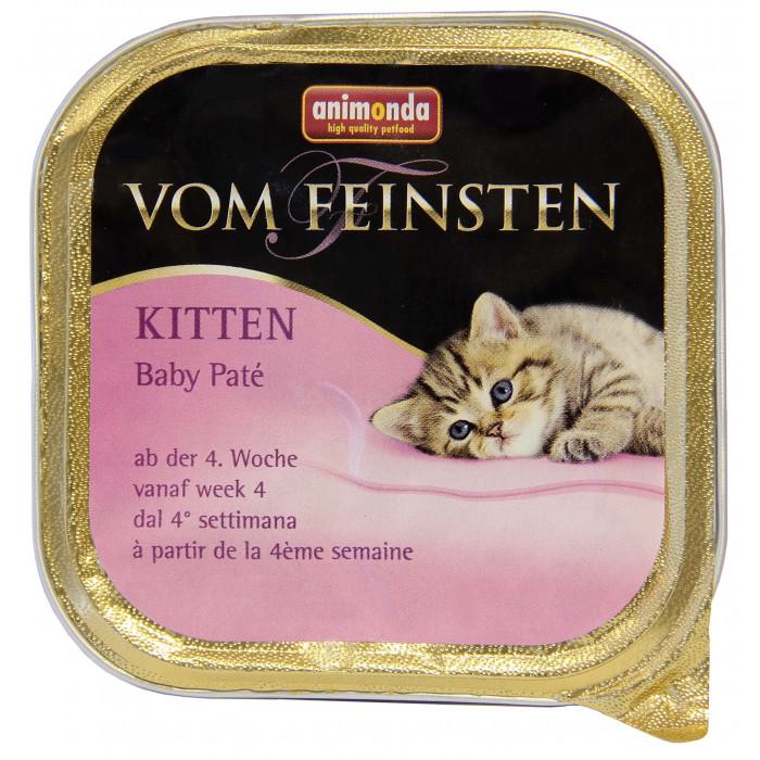ANIMONDA Vom feinsten Kitten Konservuotas pašaras katėms