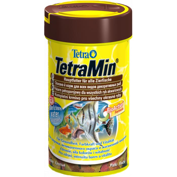 TETRA Min Flakes Pašaras dekoratyvinėms žuvims