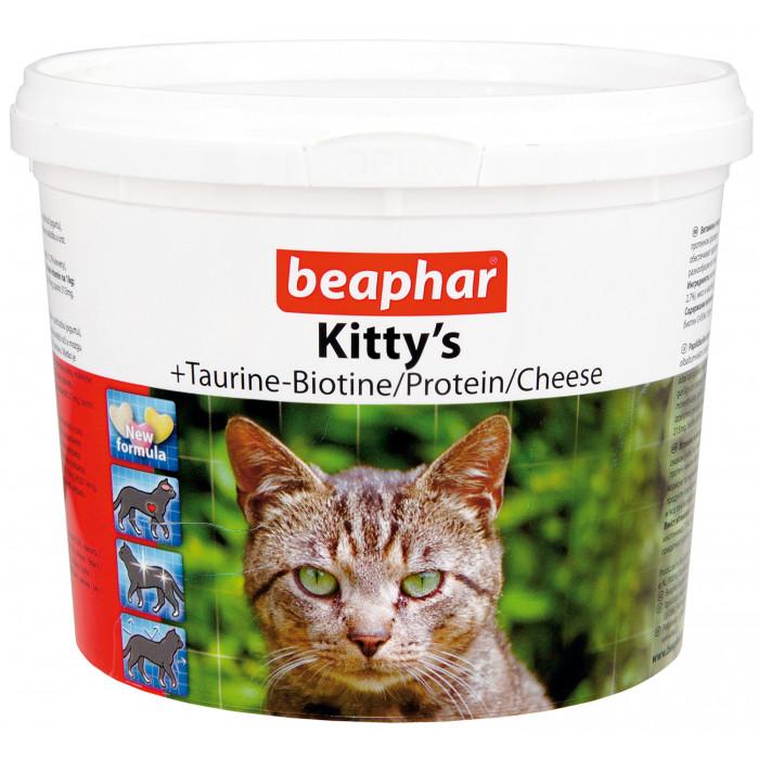 BEAPHAR Kitty s mix Vitaminai katėms