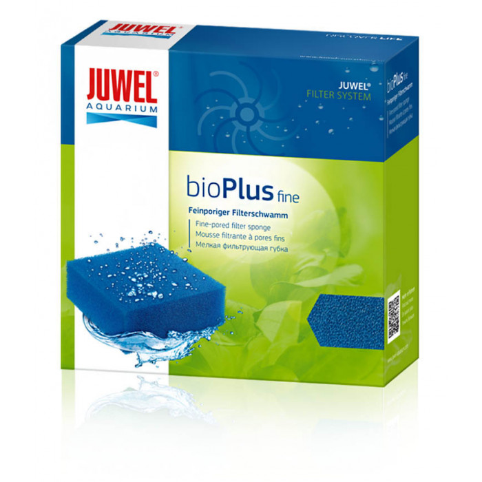 JUWEL Bioflow Įdėklas filtrui kempinė smulkiai akyta