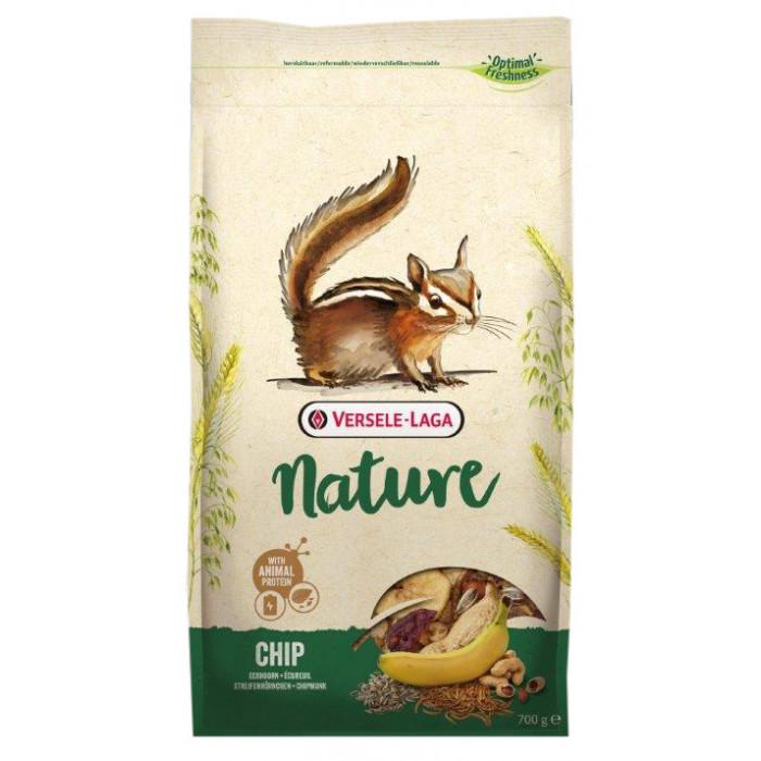 VERSELE LAGA Nature Chip Pašaras burundukams