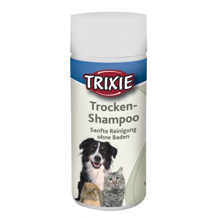 TRIXIE Trocken Sausas šampūnas-pudra gyvūnams