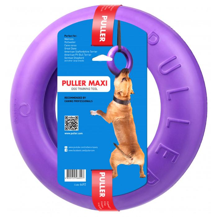 PULLER Žaislas šunims žiedų rinkinys