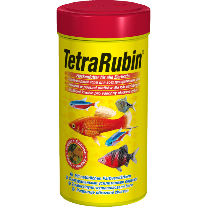 TETRA Rubin Pašaras žuvims ryškinantis spalvą