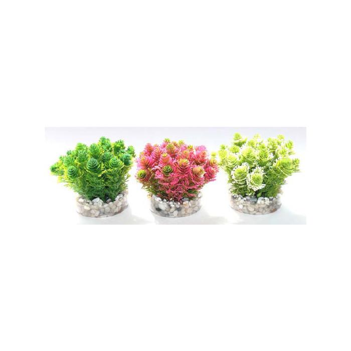 SYDEKO Grass Bush Plastikinis augalas