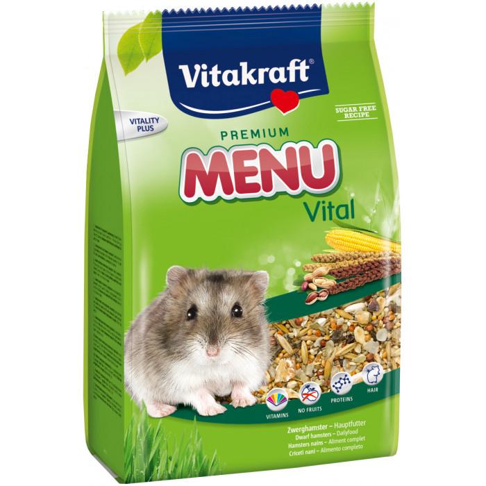 VITAKRAFT Pašaras smulkiems žiurkėnams