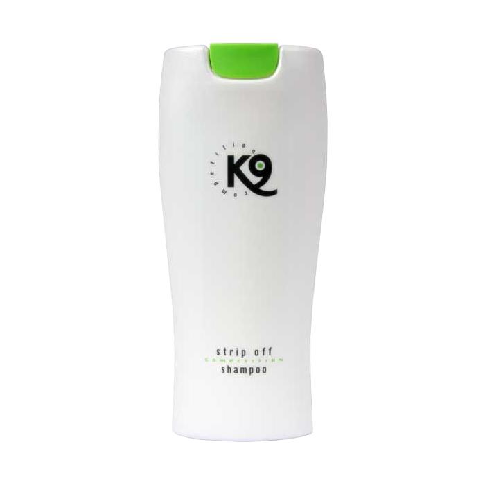 K9 COMPETITION Strip Off Šampūnas šunims ir katėms