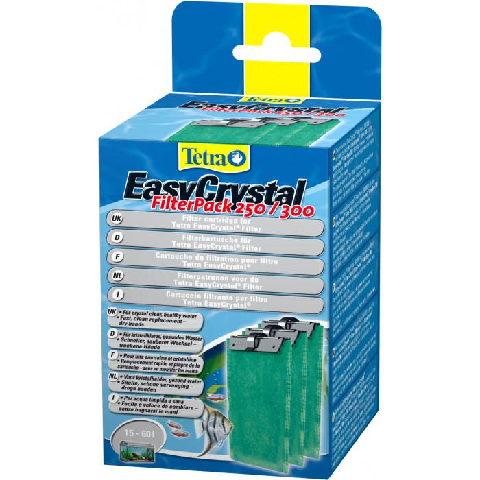 TETRA EasyCrystal FilterPack C 250/300 Kempinės be anglies