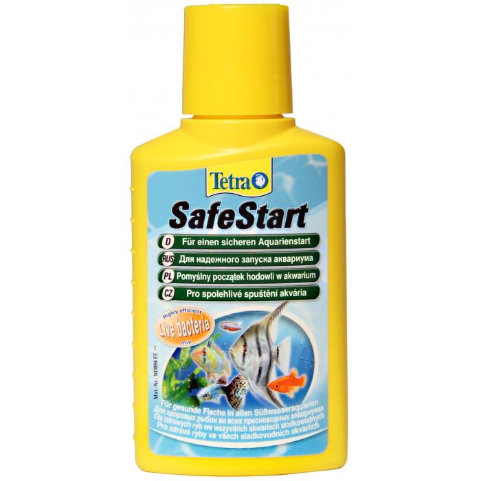 TETRA SafeStart Priemonė vandens paruošimui