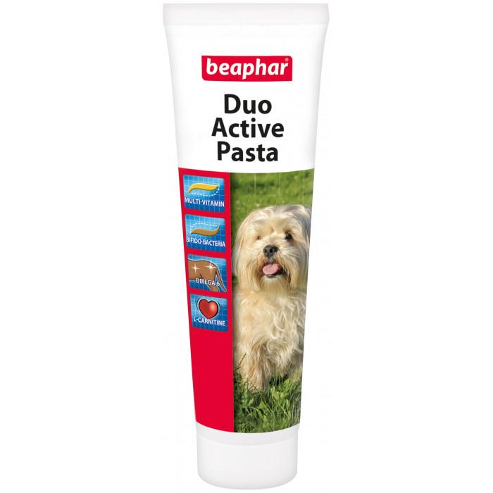 BEAPHAR Duo-Active dog Multivitamininė pasta šunims