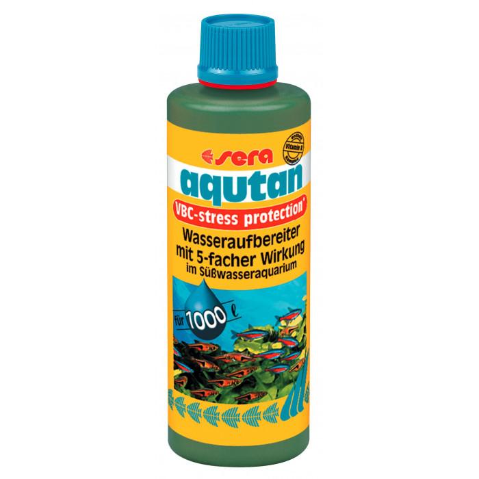 SERA Aqutan Neutralizatorius akvariumams