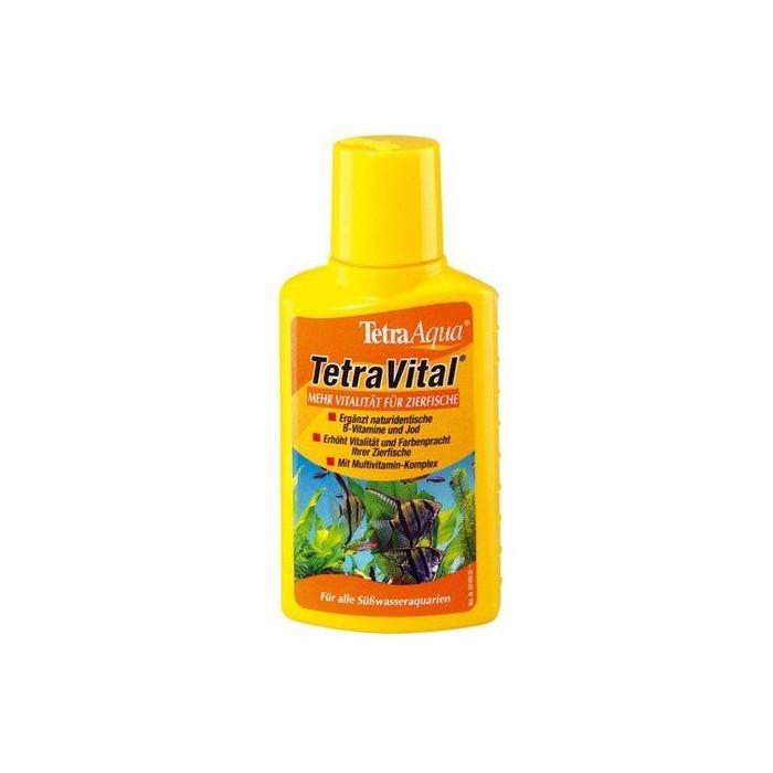 TETRA Tetra TetraVital Vitaminizuotas pašaro papildas