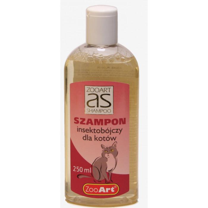 ZOO-ART AS Antiaprazitinis šampūnas katėms