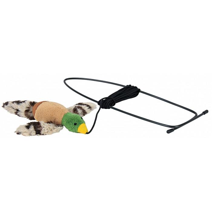 TRIXIE Žaislas katėms Paukštis