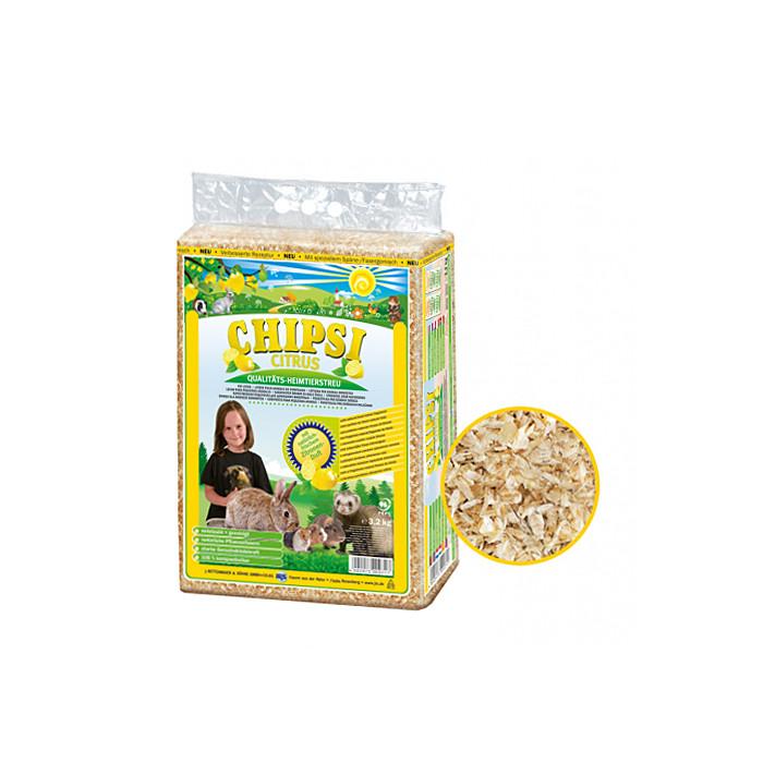 JRS Chipsi citrus Medžio drožlės