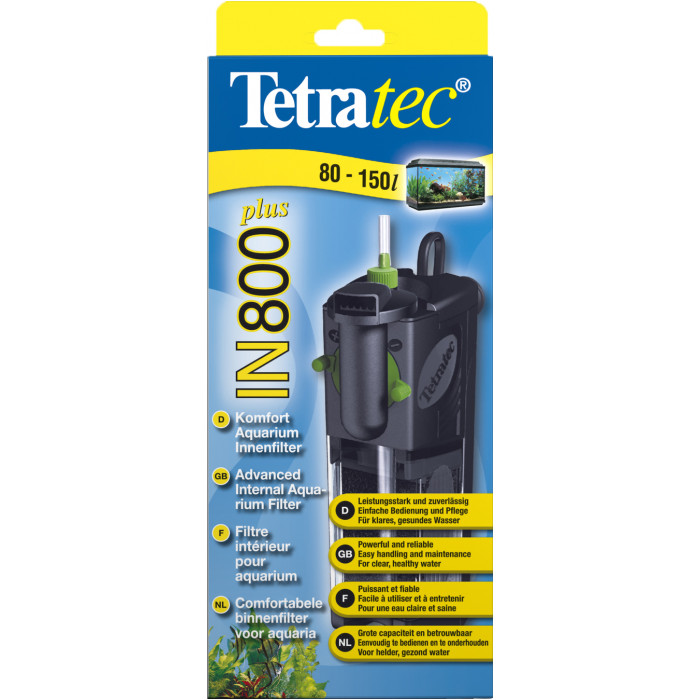 TETRA tec Plus Vidinis filtras akvariumams