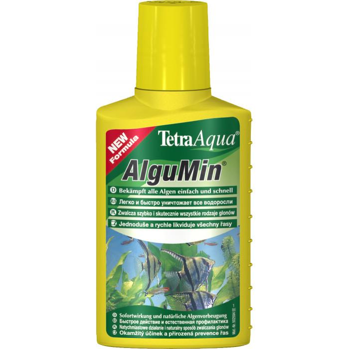 TETRA AlguMin Priemonė nuo dumblių akvariumams