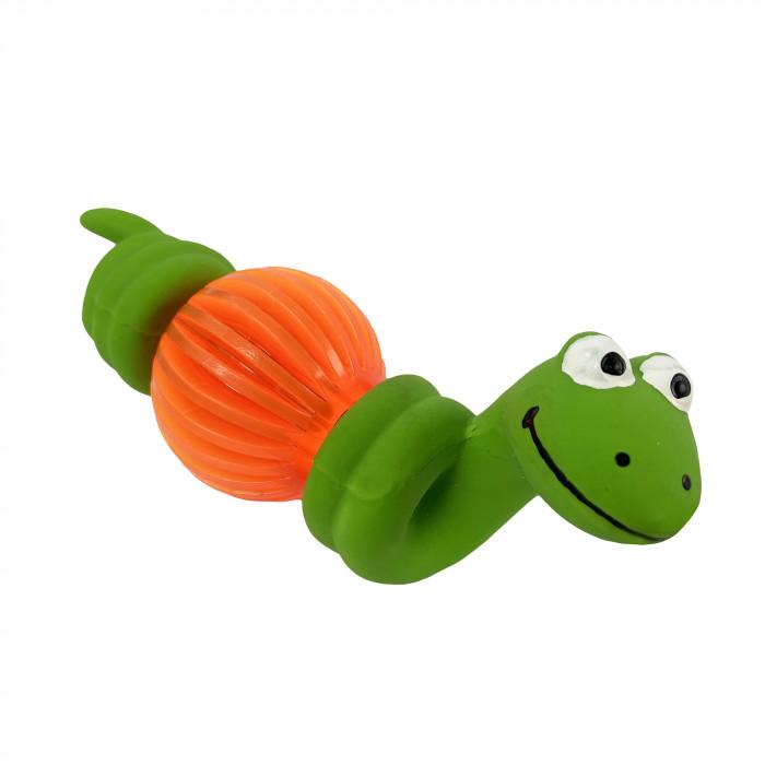 HIPPIE PET Žaislas šunims Gyvatė