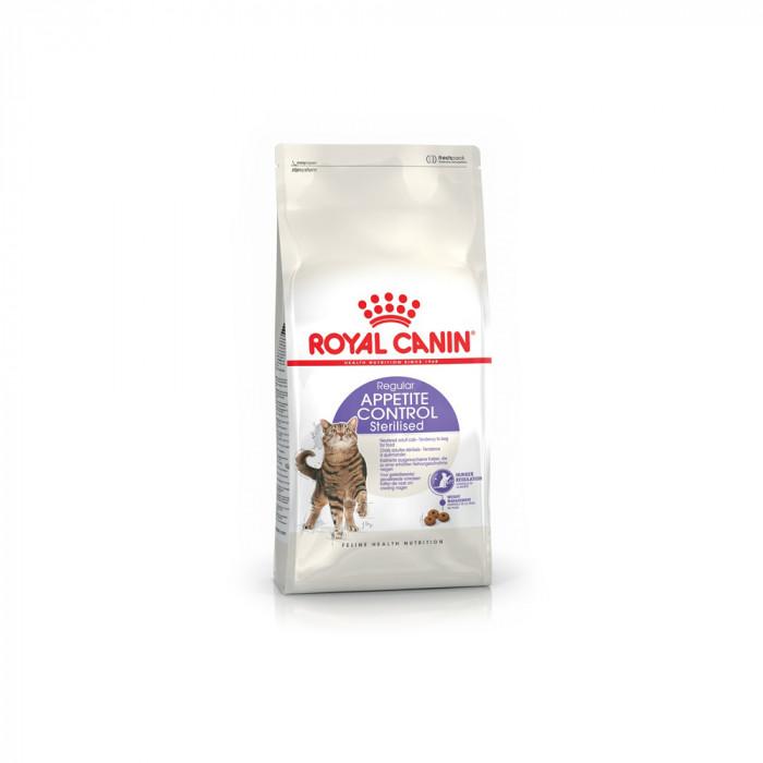 ROYAL CANIN Sterilised appetite control Pašaras katėms
