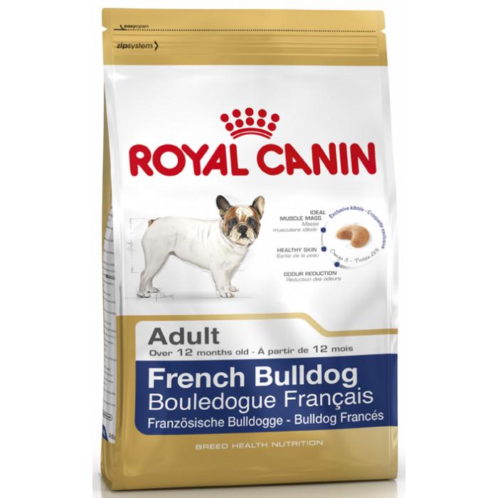 ROYAL CANIN French Bulldog Adult Sausas pašaras šunims