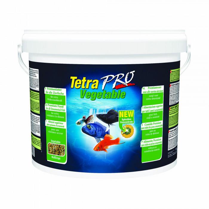 TETRA TetraPro Vegetable Crisps Pašaras visoms dek. žuvims