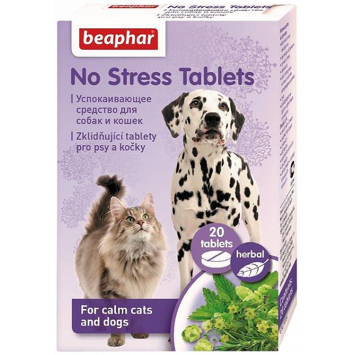 BEAPHAR No Stress Pašaro papildas šunims ir katėms