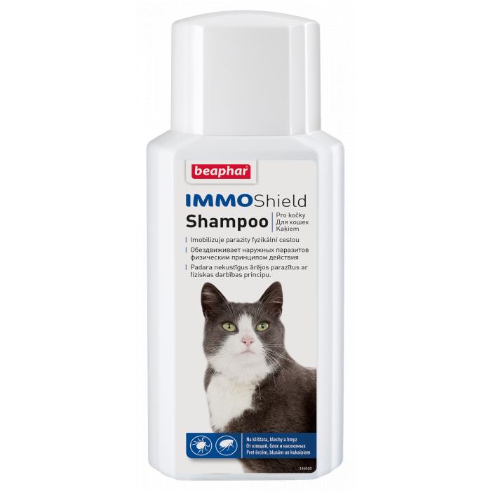 BEAPHAR Immo Shield Šampūnas katėms