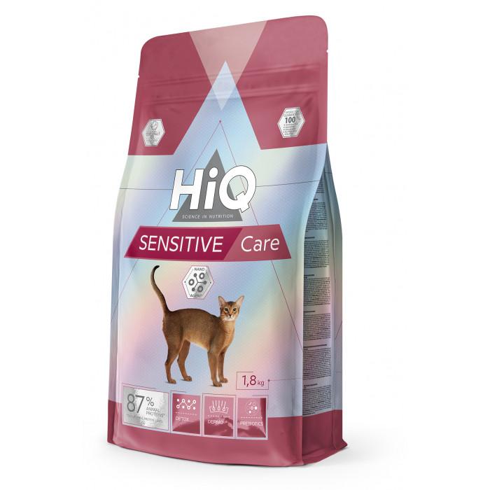 HIQ Sensitive care Pašaras katėms