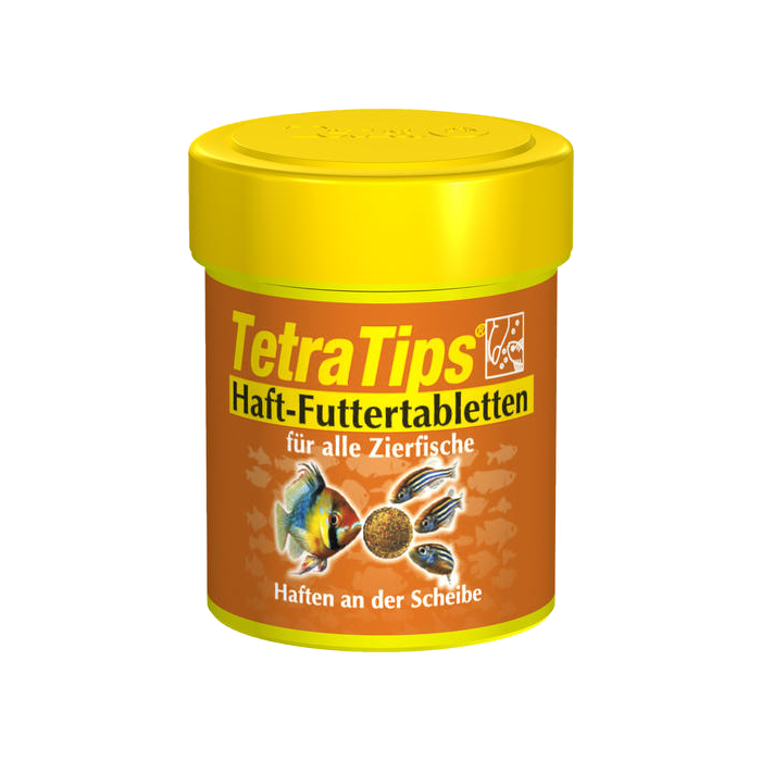 TETRA TetraTips Futtertabletten Pašaras visoms dek. žuvim