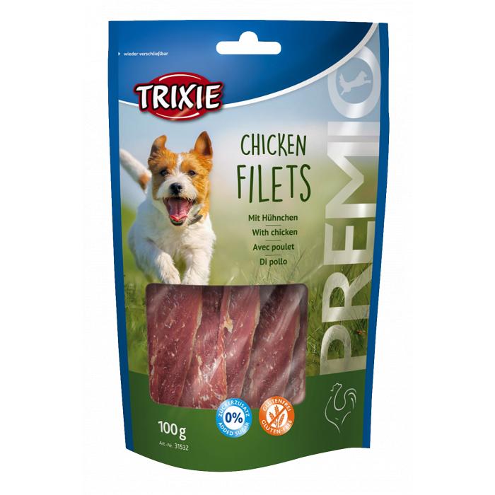 TRIXIE Esquisita Chicken Filets Skanėstai šunims